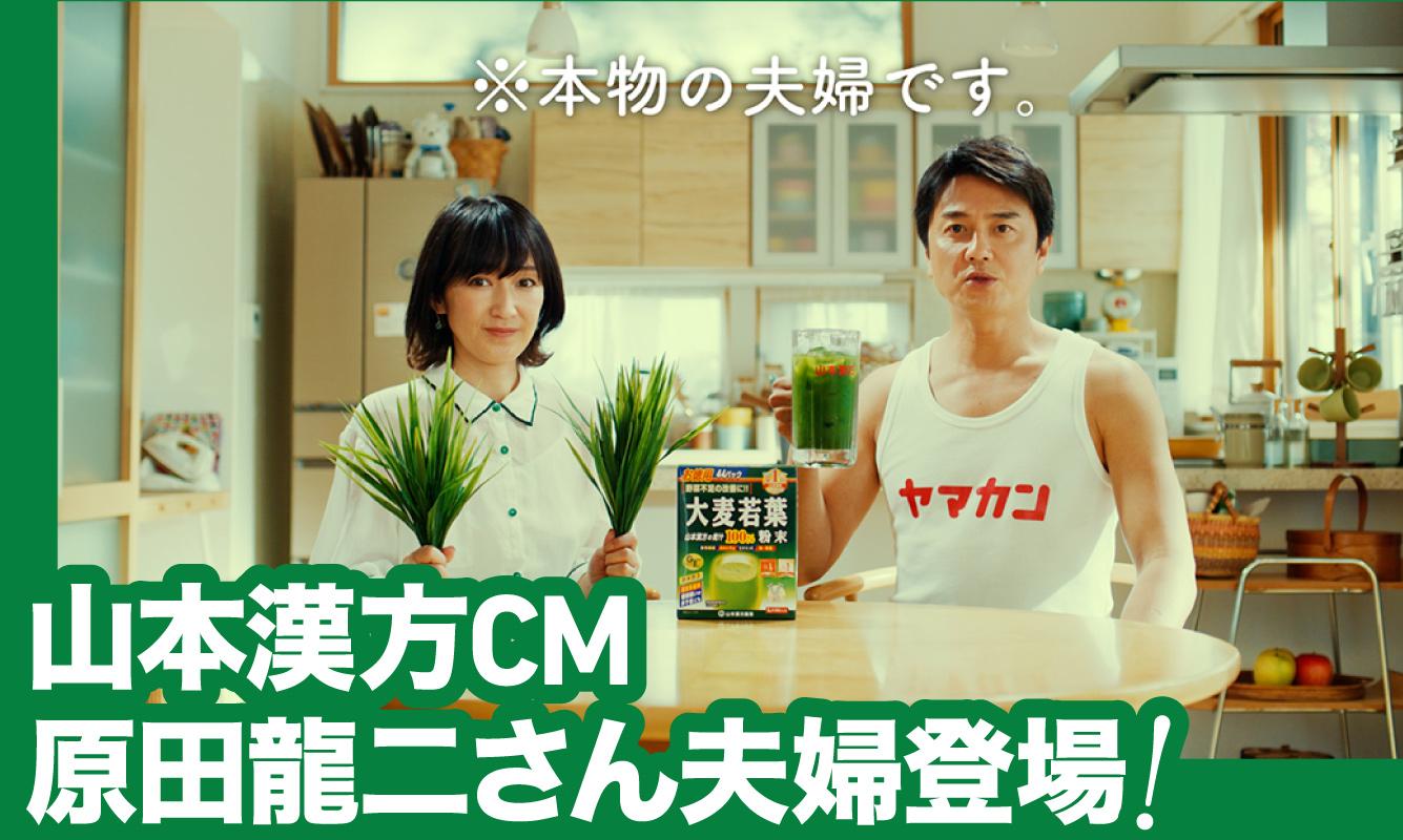 山本 漢方 cm 女優